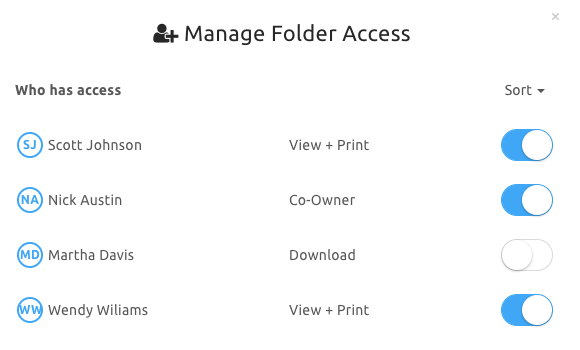 dataroom_manage_folder_access